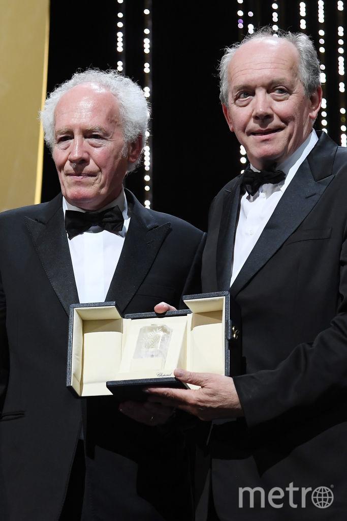 Жан-Пьер и Люк Дарденны. Фото Getty