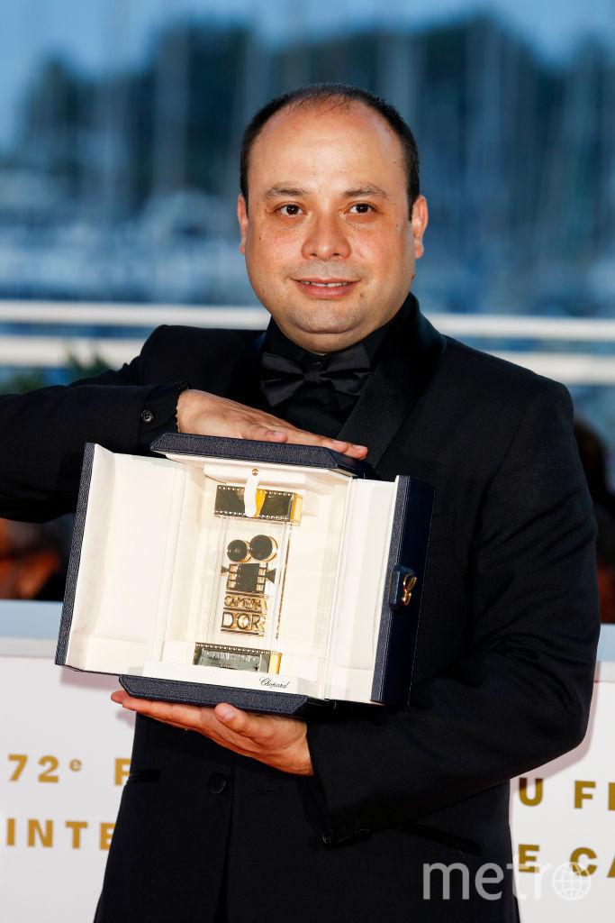 Лучший дебют — Сизар Диаз, «Наши матери». Фото Getty