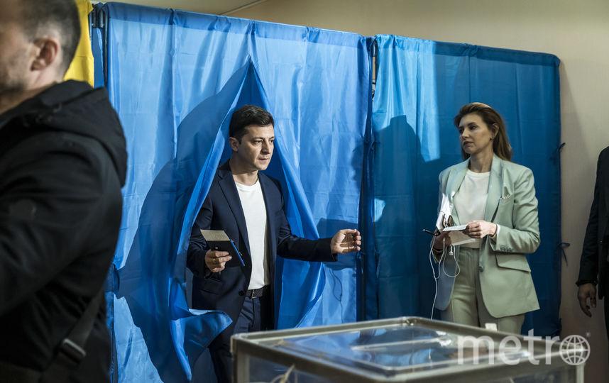 Президент Украины Владимир Зеленский, фотоархив. Фото Getty