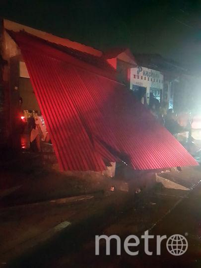 На севере Перу произошло землетрясение. Фото AFP