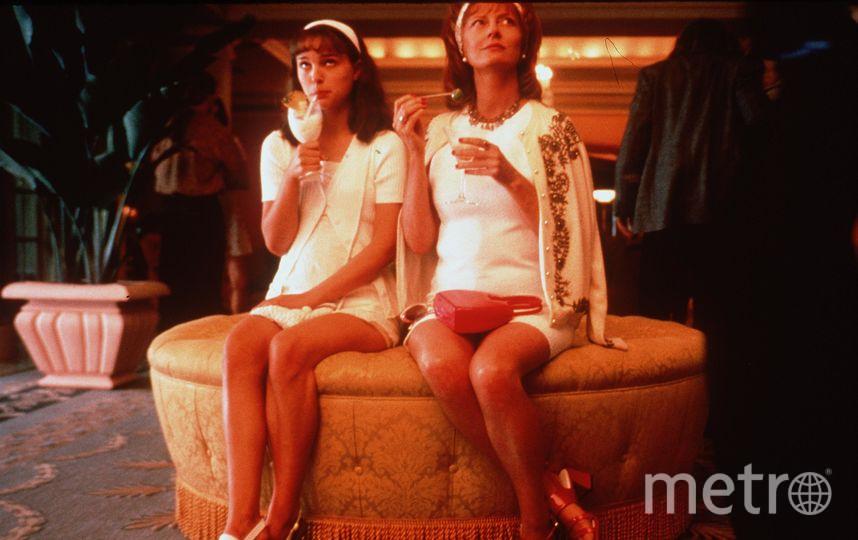 """Натали Портман (слева) и Сьюзан Сарандон, 1999 год. Кадр из фильма """"Где угодно, только не здесь"""". Фото Getty"""