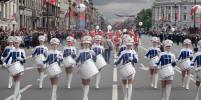 Барабанщики установили мировой рекорд в Петербурге