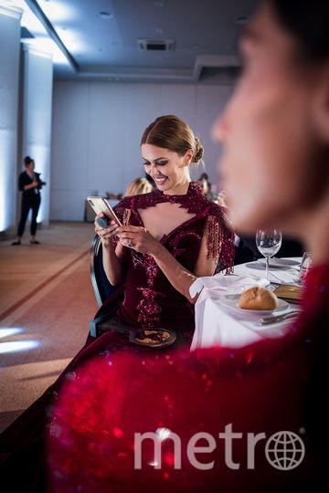 Виктория Боня на Каннском фестивале. Фото Getty