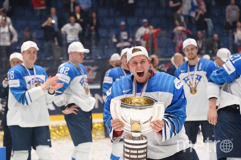 Финская команда не была в числе фаворитов. Фото AFP