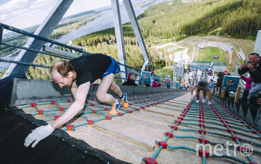 Победитель гонки Андрей Шкляев не занимается спортом профессионально. Фото redbullcontentpool.com | Павел Сухоруков, Предоставлено организаторами