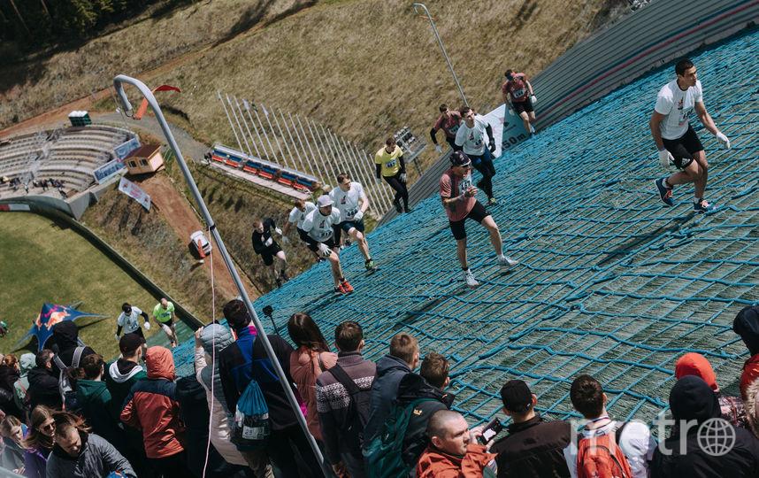 Соревнования в Чайковском проходят уже третий год подряд. Фото redbullcontentpool.com | Павел Сухоруков, Предоставлено организаторами