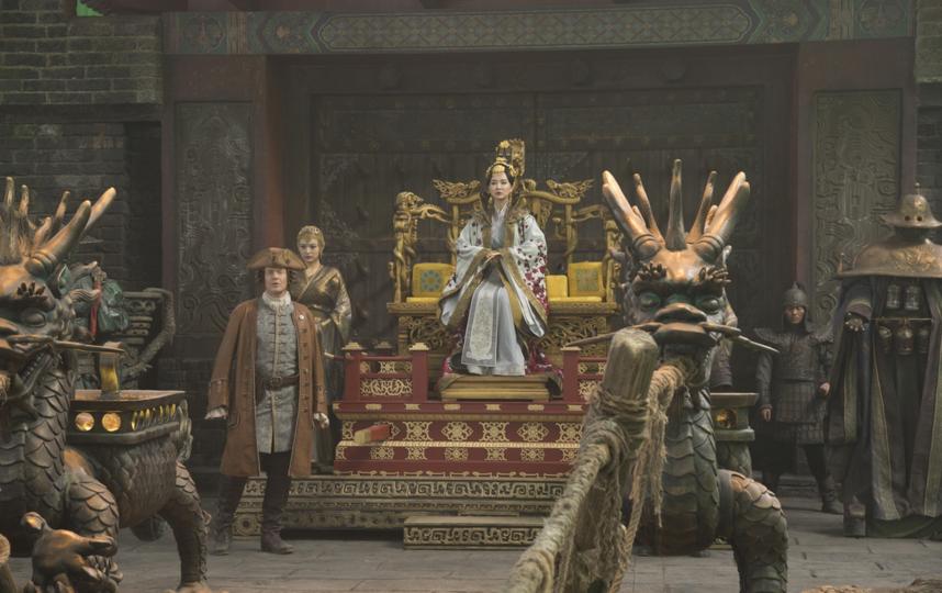 """Кадры из фильма """"Тайна печати дракона"""". Фото Предоставлено PR-группой"""