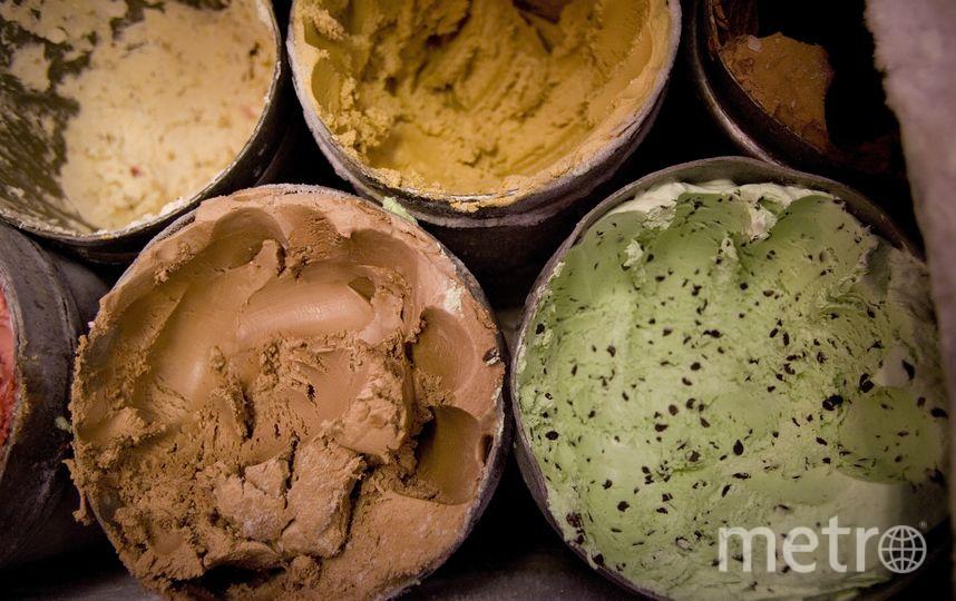 Мороженое. Фото Getty