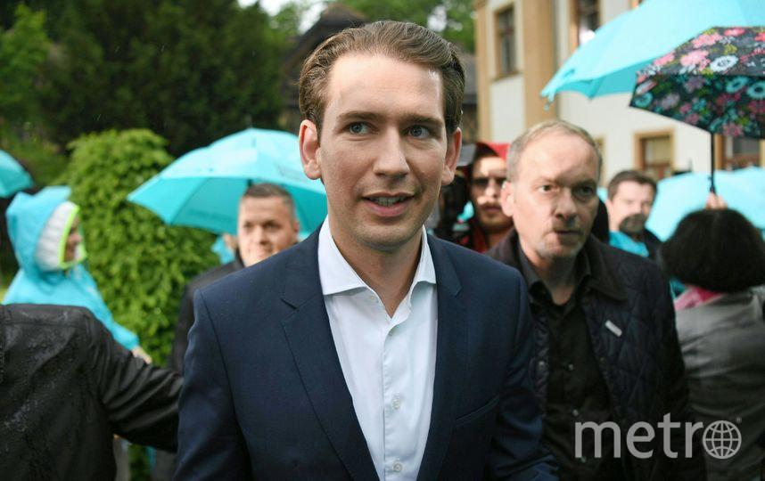 Себастьян Курц. Фото AFP