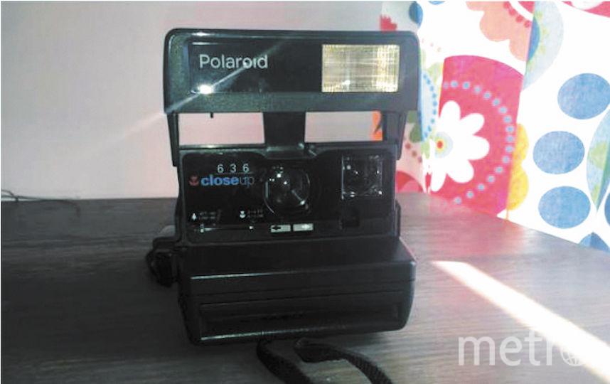 Ностальгия с полароидом стоит 400 руб. Фото Скриншот rentmania.com