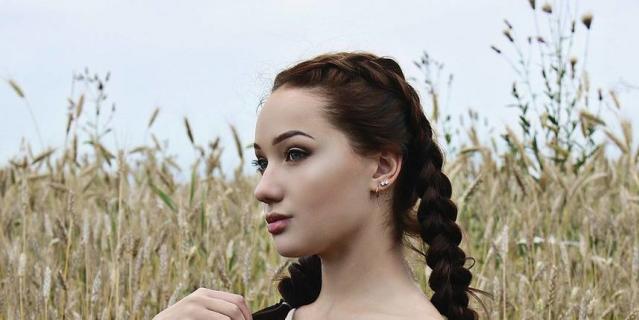 Виктория Соколова.