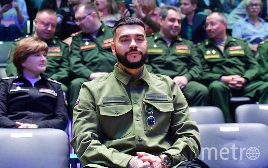 Рэп-исполнитель Тимати. Фото РИА Новости
