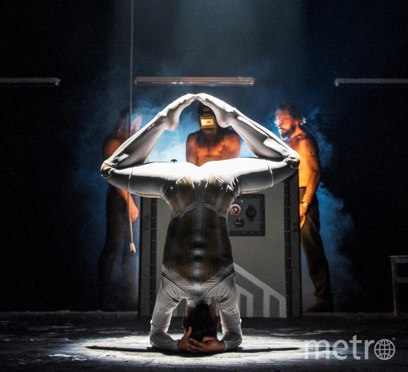 """Спектакль """"Вирус"""". Фото Eric Berg, Предоставлено организаторами"""