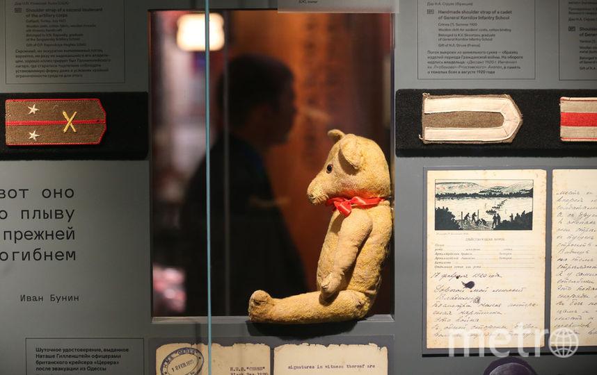 В музее представлены игрушки детей эмиграции. Фото Василий Кузьмичёнок