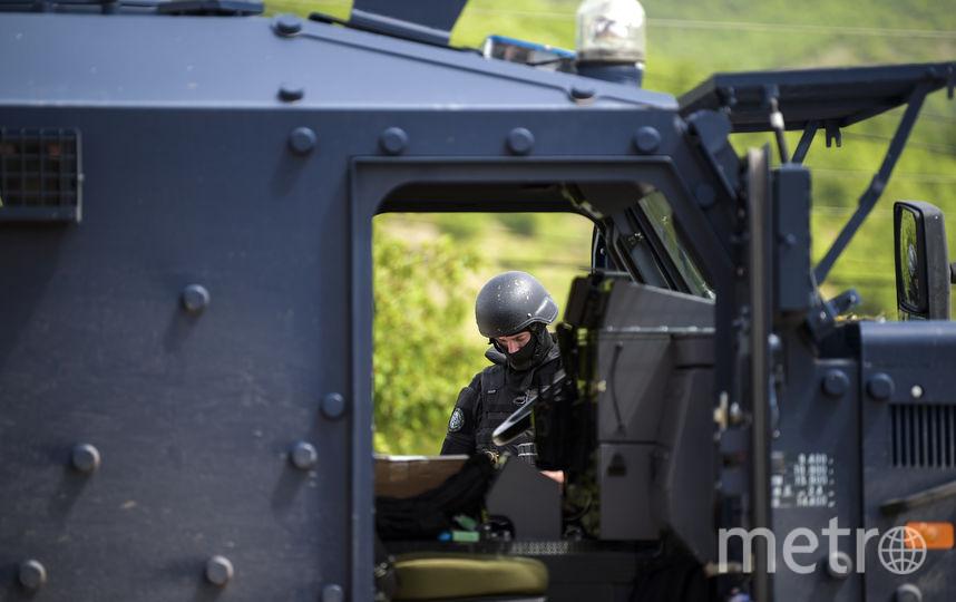 Между сербами и косоварами растёт напряжение. Фото AFP