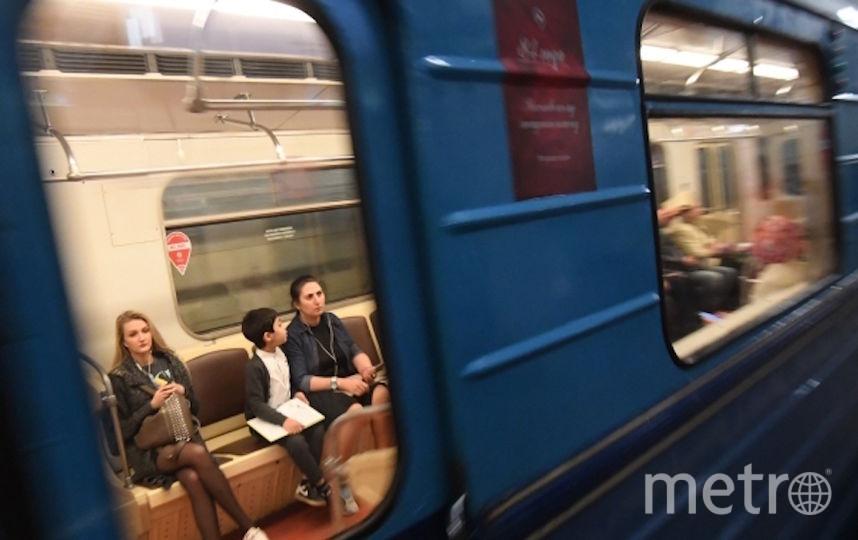 В июне транспортная инфраструктура в Некрасовке и Косино-Ухтомском улучшится: здесь откроются первые четыре станции новой Некрасовской ветки. Фото РИА Новости