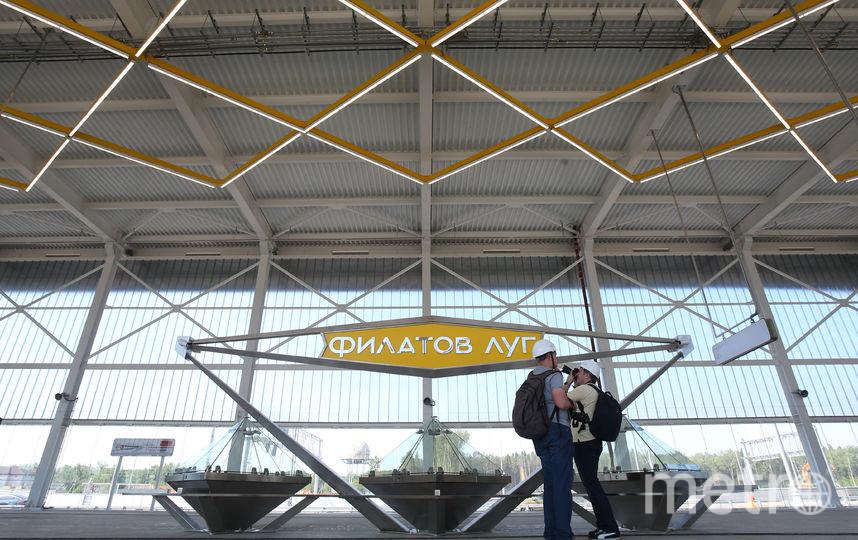 """Станция """"Филатов луг"""". Фото Василий Кузьмичёнок"""
