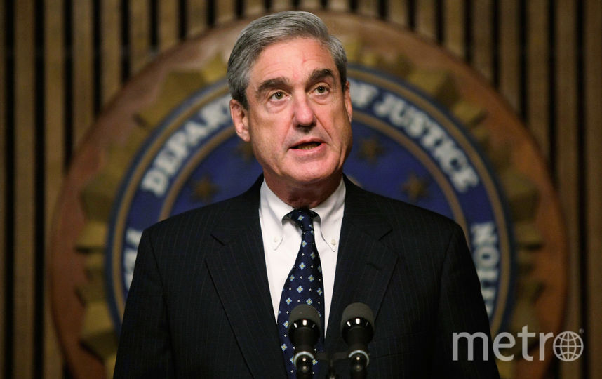 Спецпрокурор США Роберт Мюллер. Фото Getty