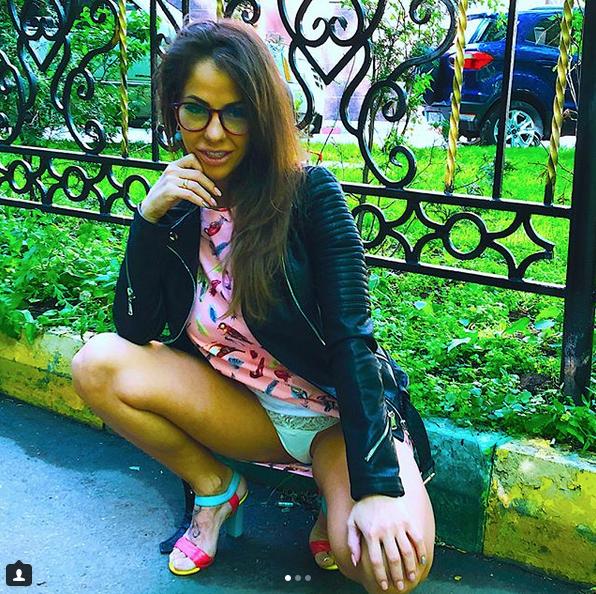 Елена Беркова. Фото Скриншот Instagram: @berkova