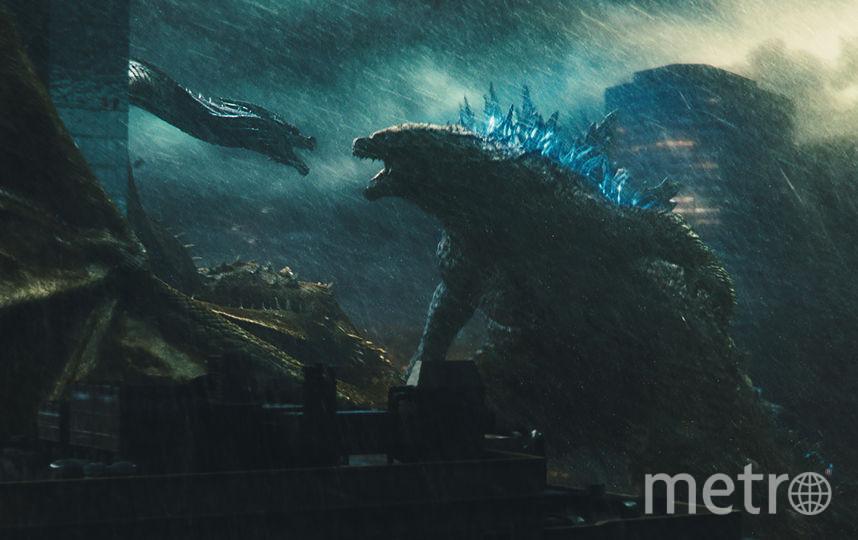 """Кадр из фильма """"Годзила 2: Король монстров"""". Фото Warner bros"""