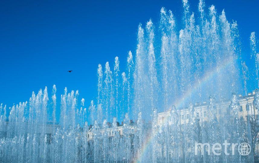 Синоптики рассказали, какую погоду ждать петербуржцам в июне. Фото Pixabay
