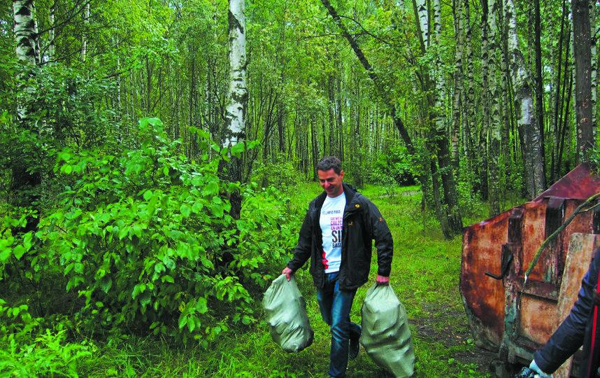 Южно-Приморский парк постоянно убирают активисты, доказывая, что об этом месте точно есть кому заботиться.
