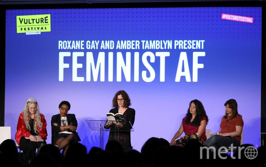 Конференция по вопросам гендерного равенства и домашнего насилия в Ганновере. Фото Getty