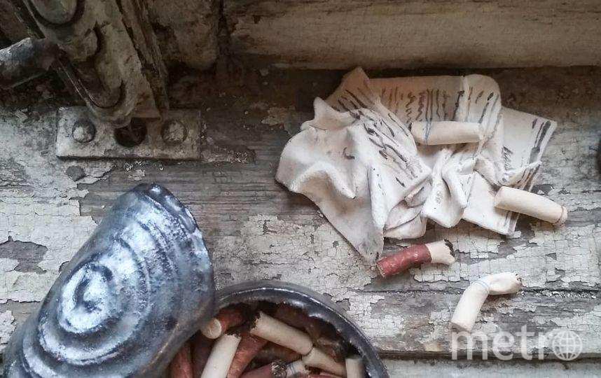 Петербурженка лепит мусор из керамики. Фото instagram @charina_nastya