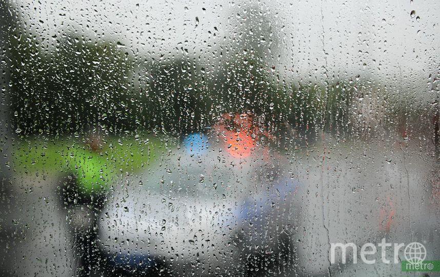 Дождь и град будут сопровождать жаркую погоду в Москве. Фото Василий Кузьмичёнок