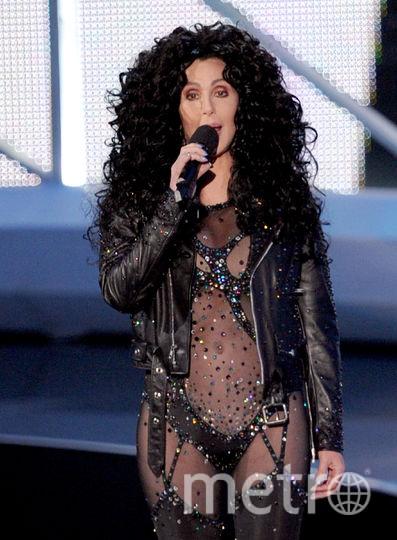 Певица Шер. Фото Getty