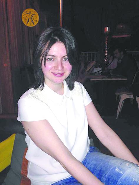 Маша, 40 лет. Фото Из личного архива