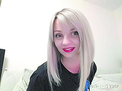 Виктория, 32 года. Фото Из личного архива