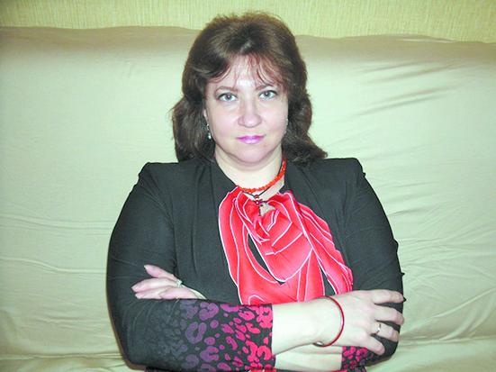 Мария, 48 лет. Фото Из личного архива