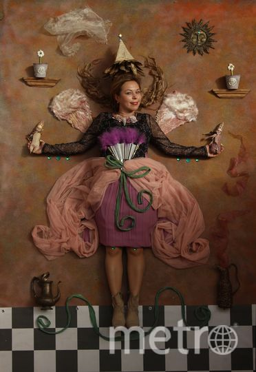 "Выставка ""Время кукол"". Фото Эля Ялонецкая, ""Metro"""