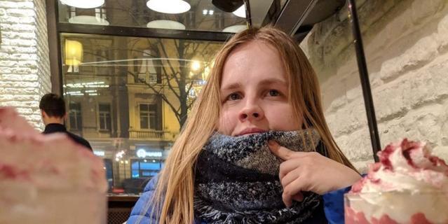 Люся, 22 года.