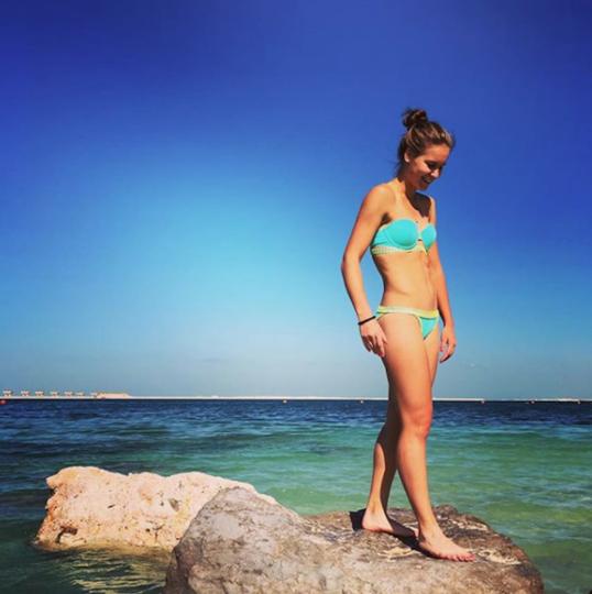 Вероника. Фото Скриншот Instagram/v.kudermetova