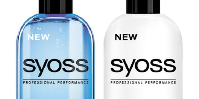 Syoss Pure Bounce.
