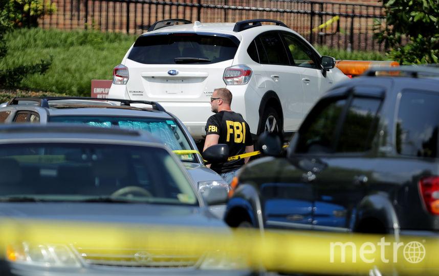 В США госслужащий расстрелял 12 человек. Фото AFP