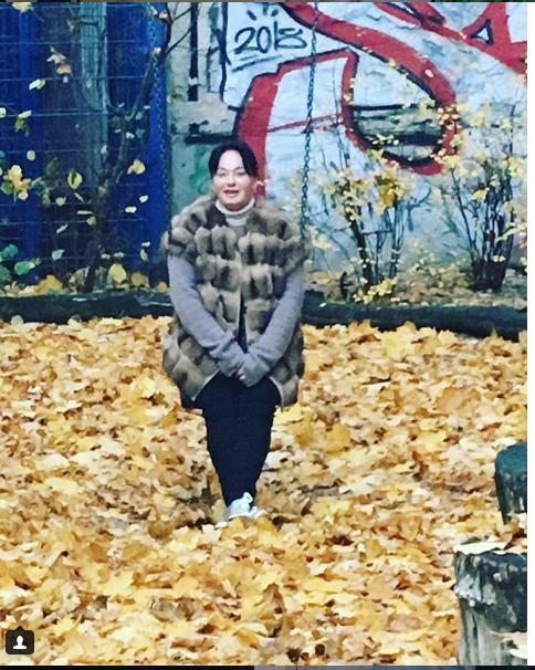 """Лариса Гузеева. Архивные фото. Фото https://www.instagram.com/_larisa_guzeeva_/, """"Metro"""""""