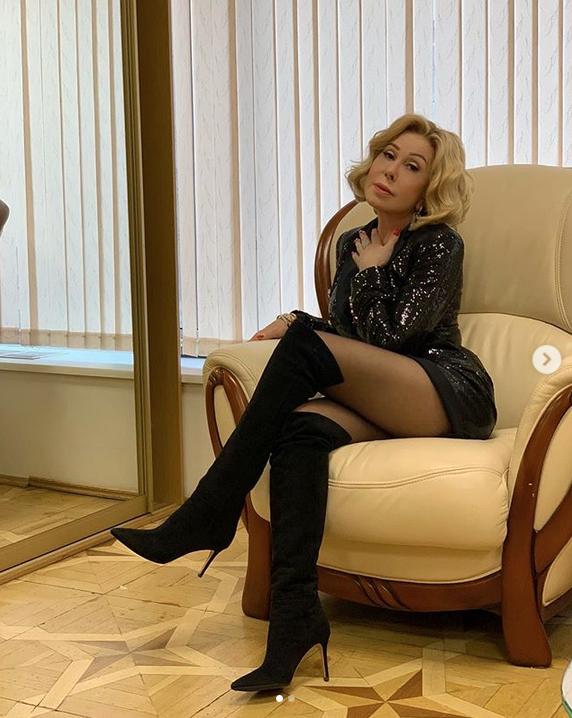 Любовь Успенская. Фото Скриншот Instagram: @uspenskayalubov_official