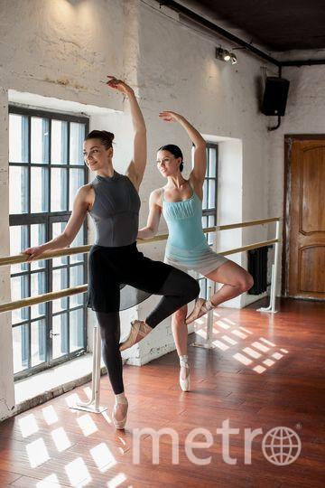 Тамара и балет. Фото предоставила Тамара Романова