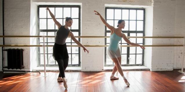 Тамара и балет.