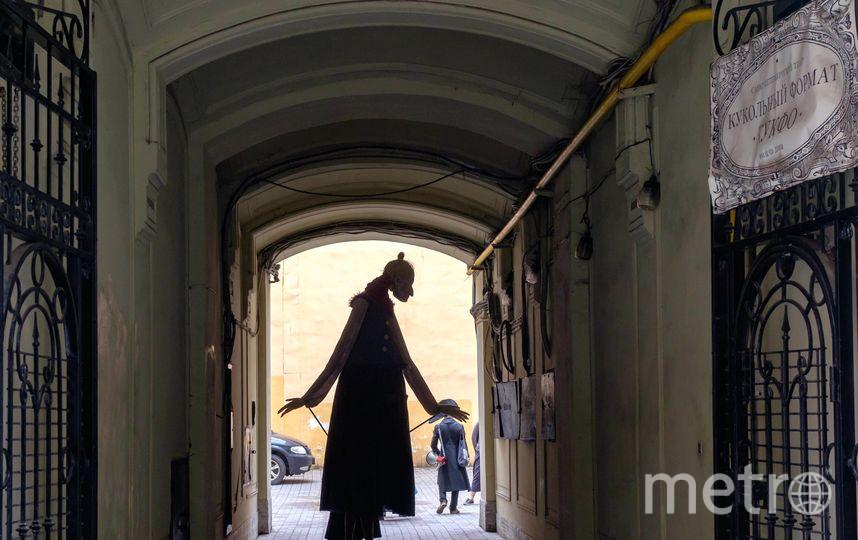"""15 спектаклей сейчас в репертуаре театра «Кукольный формат». Фото Алена Бобрович, """"Metro"""""""