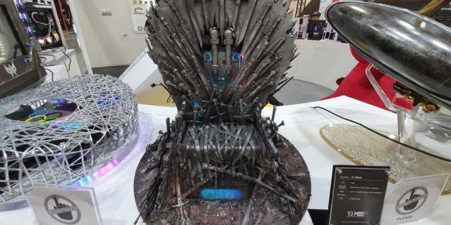 Компьютер Железный трон