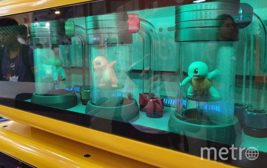 "На Тайване прошла выставка Computex 2019. Фото ""Metro"""
