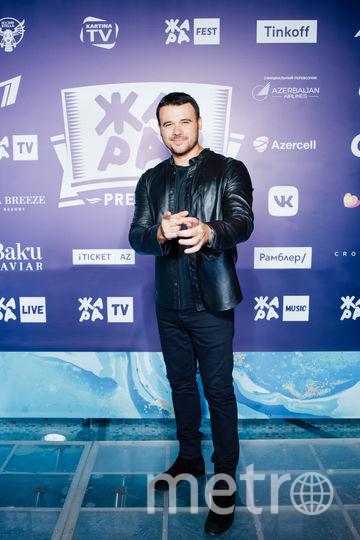 Эмин Агаларов. Фото Предоставлено пресс-службой.