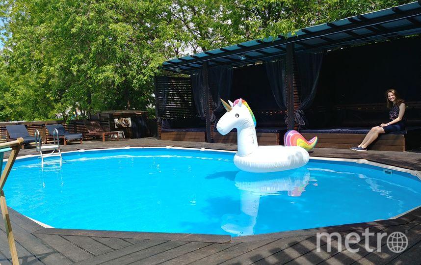 """The Pool во """"Флаконе"""". Фото Юлия Долгова, """"Metro"""""""