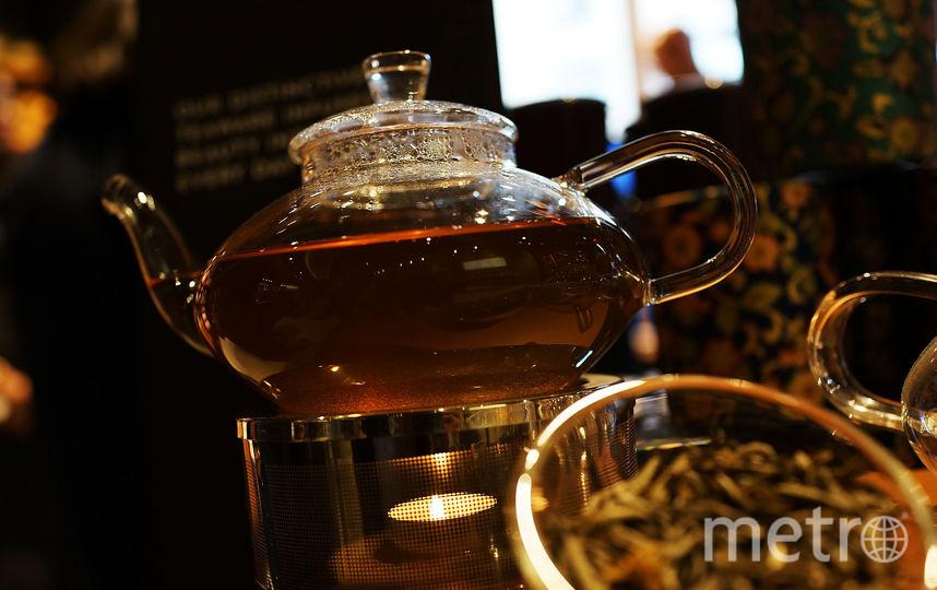 Чёрный чай. Фото Getty