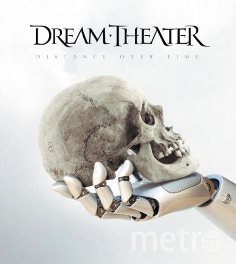"""Обложка нового альбома Dream Theater. Фото """"Metro"""""""