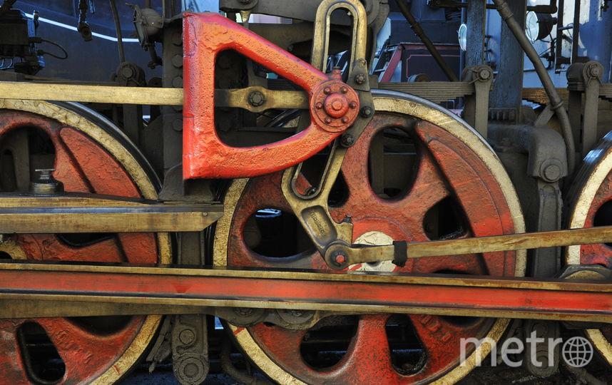"""Ретропоезд выглядит вот так. Фото предоставлено Антоном Юшко, """"Metro"""""""